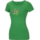 Ocun Bamboo Meadow T-Shirt Women Spring Green